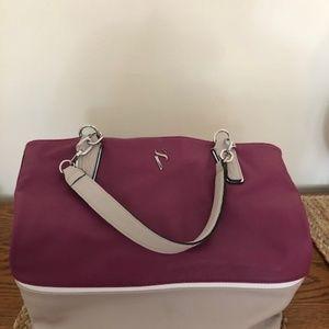 Vera Wang Double Strap Handbag